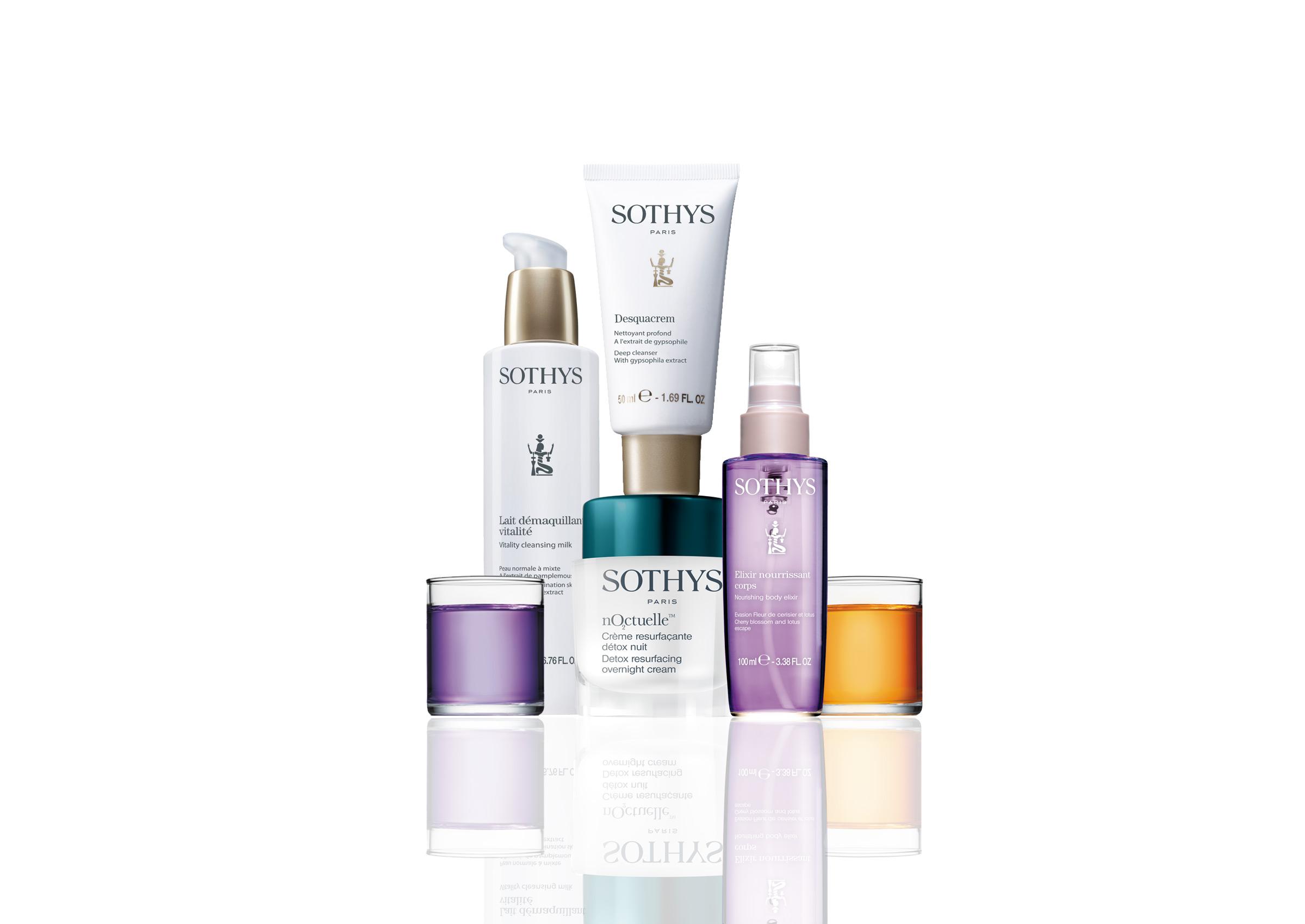 Trouver Un Salon Spa Sothys
