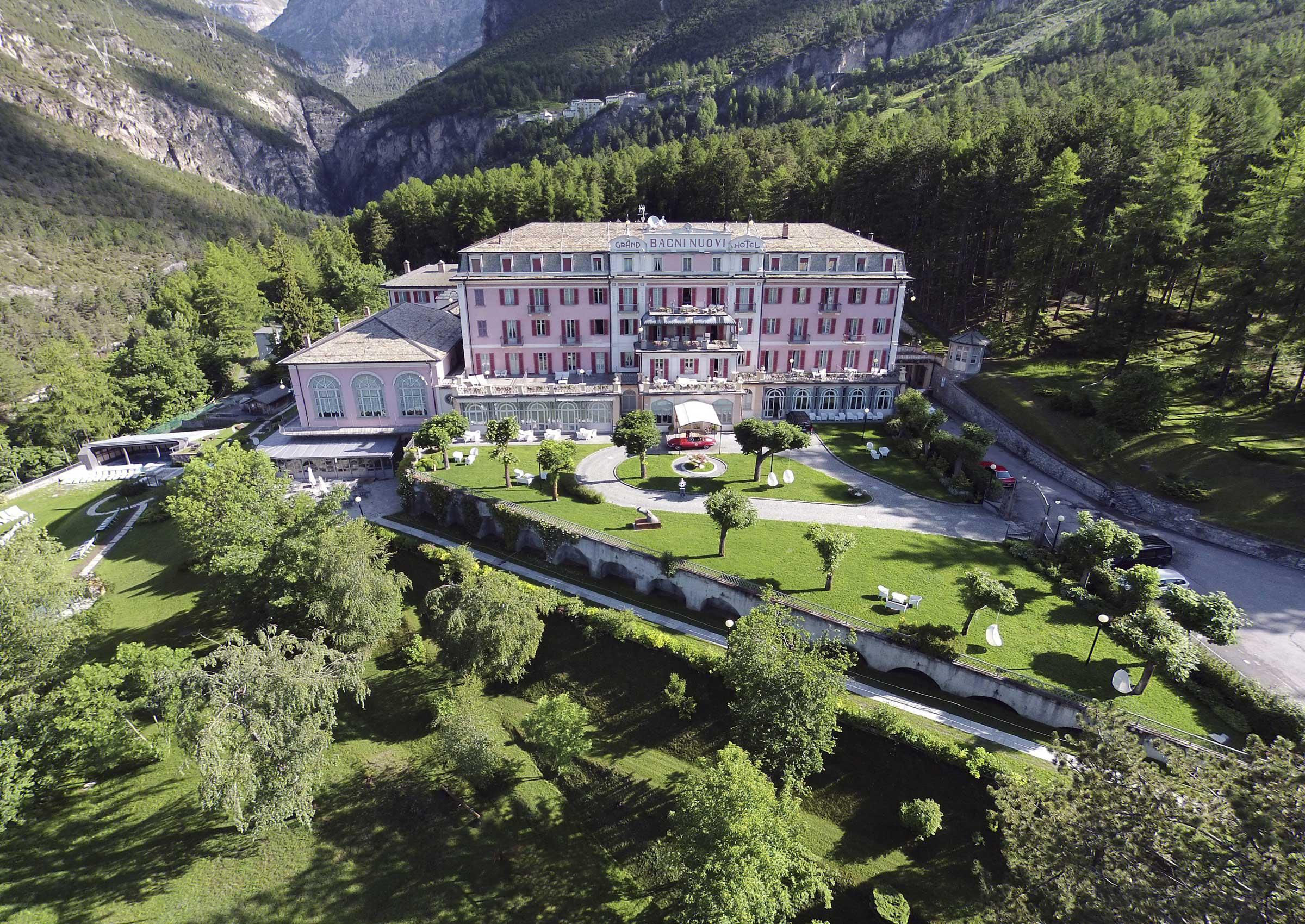 Grand Hotel Bormio Bagni Nuovi