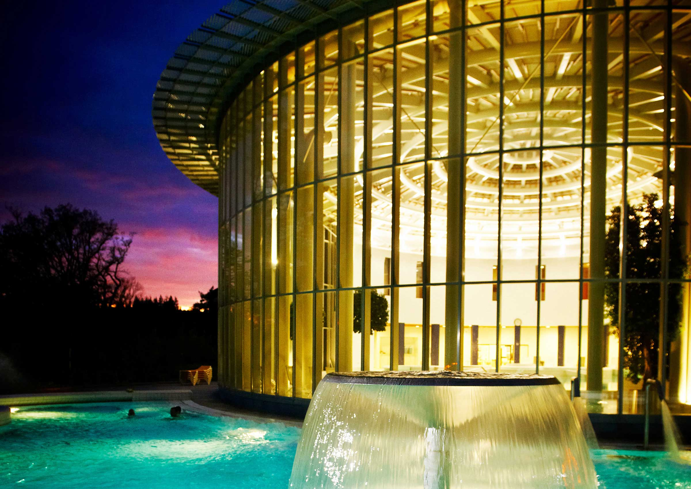 Les thermes de spa sothys for Thermes de spa